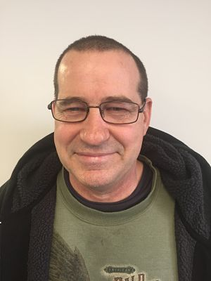 David Russell : Facilities Staff