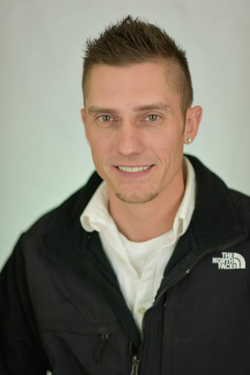 Lucas Biljum : Facilities Staff