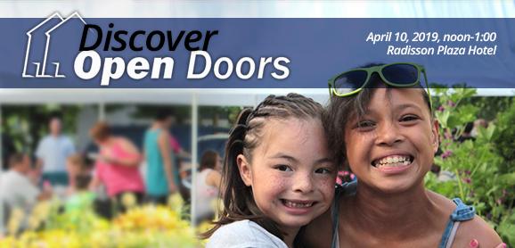 Discover Open Door Event Banner